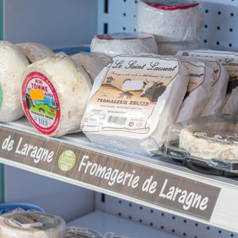 Rayon de fromages