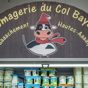 """Fromagerie du """"Col Bayard"""""""